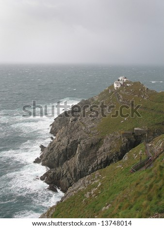 Most southerly point of Ireland - Mizen Head