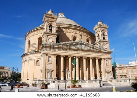 Mosta Dome in Malta