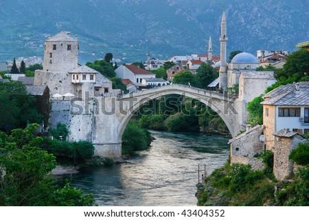 Mostar Bridge - Bosnia Herzegovina
