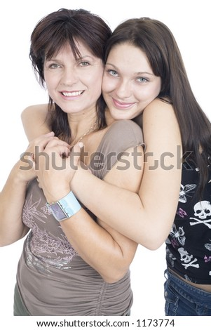 stock photo mother and daughter hug 1173774 It's a day of survivor stories on The 700 Club! After their 8 year old son ...