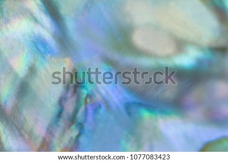 mother of pearl closeup macro background