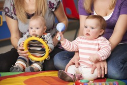 Mothers And Babies At Music Group