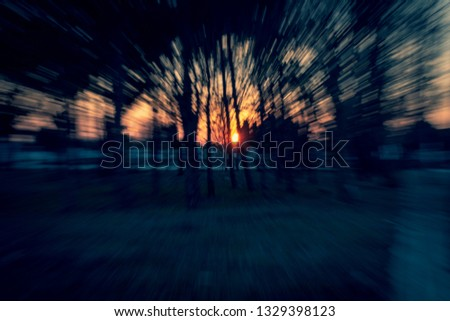 Motion blur photo #1329398123