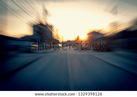 Motion blur photo #1329398126