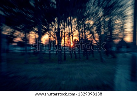 Motion blur photo #1329398138
