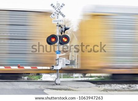 Motion blur photography #1063947263