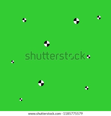 Motion Tracking Markers VFX stock photo