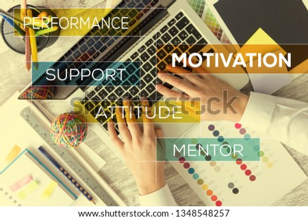 MOTIVATION AND WORKPLACE CONCEPT