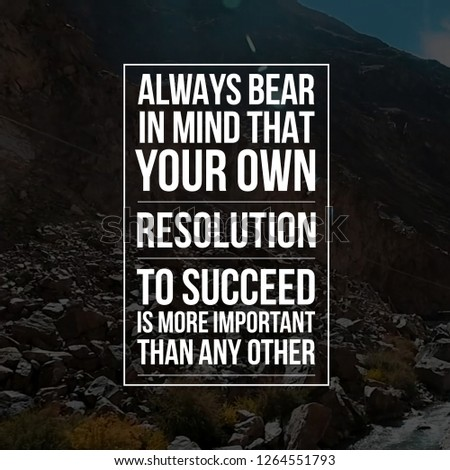 Motivational Quotes For Success #1264551793