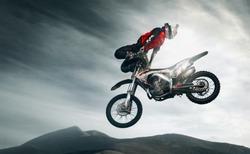 Moto freestyle. Extreme