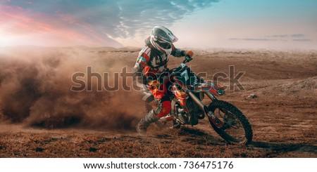 Motocross Stock photo ©