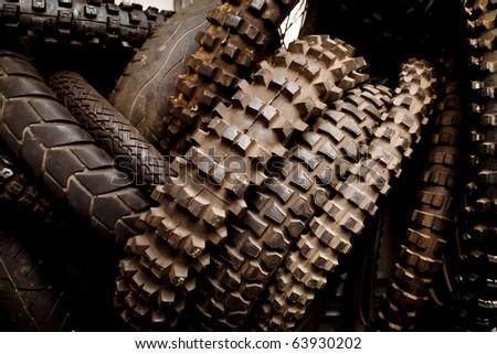 motocross bike tires