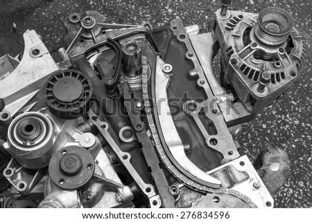 motor mechanisms #276834596