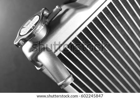 Motor radiators