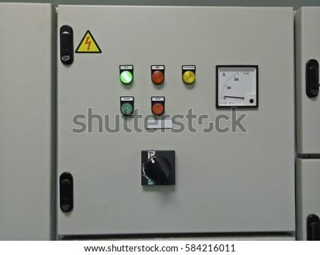 Motor Starter Feeder for Low Voltage Switchgear (Status Run) #584216011