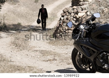 motorbike, way
