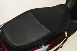 Motorcycle classic leather seat.Big Bike seat.