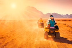 motorcycle safari egypt people travel beautiful  holiday background, extreme hobby games  speed achievement, sinai sharm desert amazing  fresh  quest