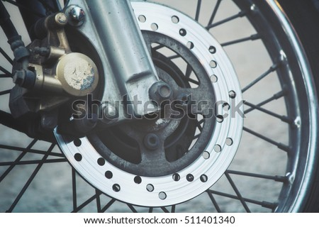 Motorcycles wheels  #511401340