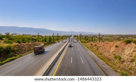 Motorways of Pakistan Motorways of Pakistan are a network of multiple lane high speed  controlled access highways in Pakistan #1486443323