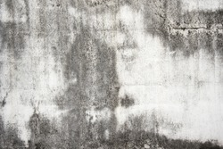 Mottled abstract texture picture on old city wall