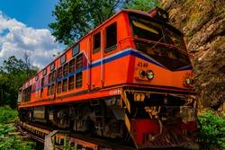 Moun tain train