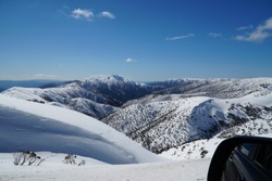 Mount Bogong, Victoria, Australia.