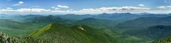 Mount Carrigain White Mountains Panorama