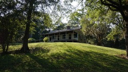 Mount locust inn. Also known as sleepy hollow. An old inn on the Natchez Trace.