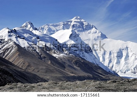 Mount Qomolangma is grate
