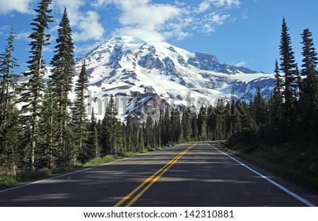 Mount Rainier, Washington State, USA