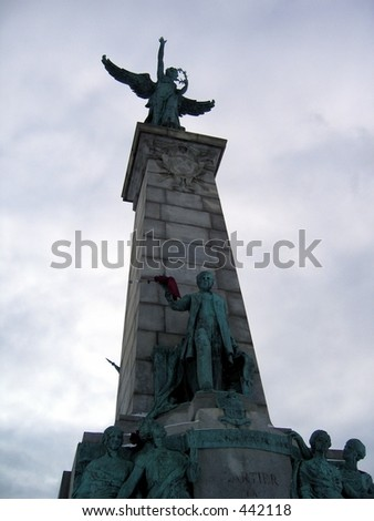 Mount Royal statue