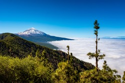 Mount Teide and Teide National Park Tenerife