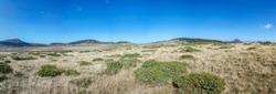 Mountain area - Panorama - Dobro Pole Good Meadow - Macedonian Front WW1