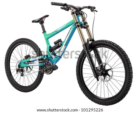 mountain bike #101295226
