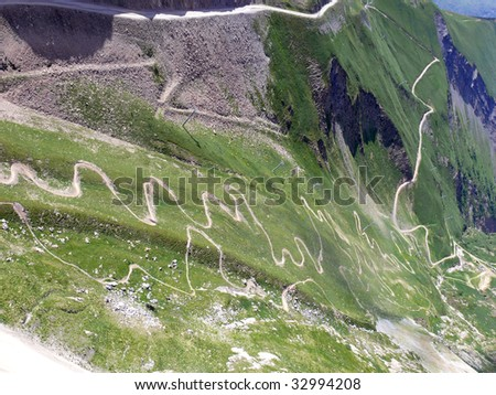 Mountain Bike Free-Ride Path