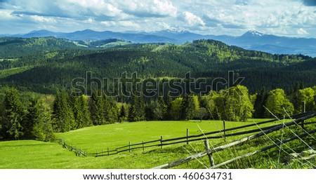 Free Photos Mountain Chain In The Carpathians Ukraine Mountain
