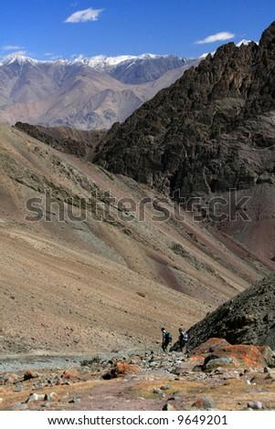Mountain Climb- Stok Kangri (6,150m / 20,080ft), India