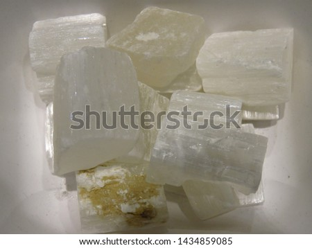 mountain crystals, clear crystals of quartz #1434859085