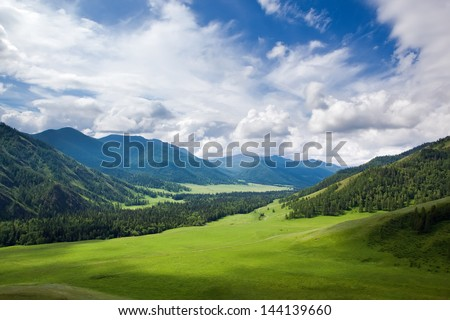 mountain landscape #144139660
