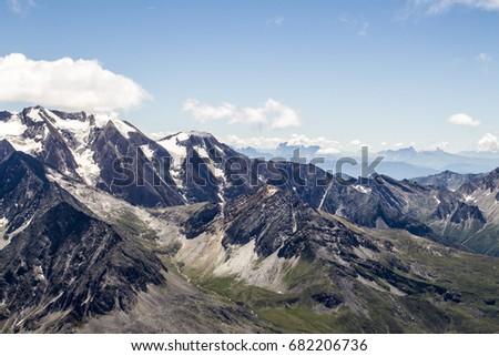 Mountain landscape Austria #682206736
