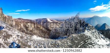 mountain mountain mountain #1250962882