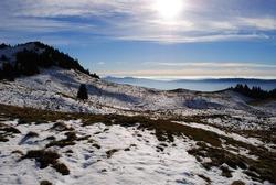 Mountain of Jura
