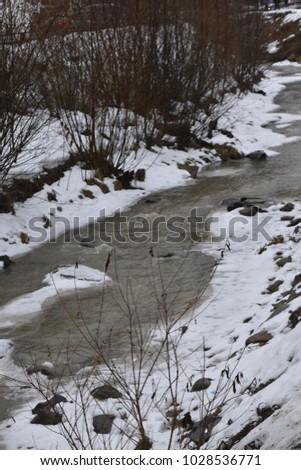 mountain river mountain river