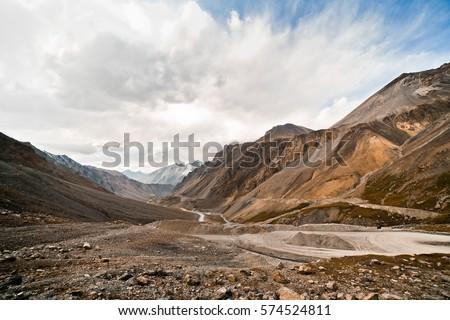 Mountain road #574524811