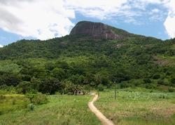mountain view in Brazil