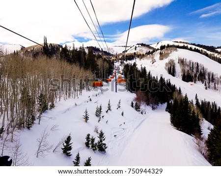 Mountain view in Uta,  Park City  #750944329