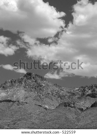Mountains in Arizona