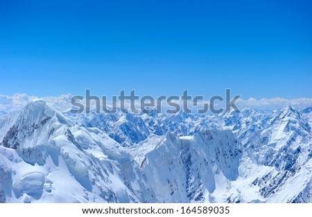 Mountains peakMountains peak