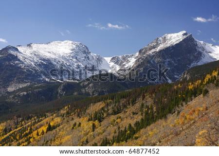 Mountains, Rocky Mountain National Park